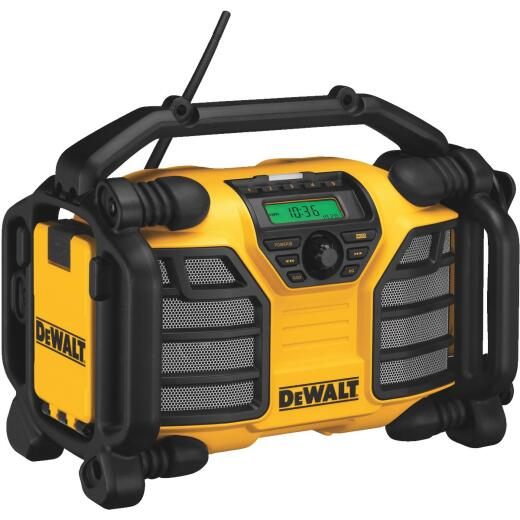 DeWalt 12-Volt/20-Volt MAX Lithium-Ion Jobsite Radio and Charger