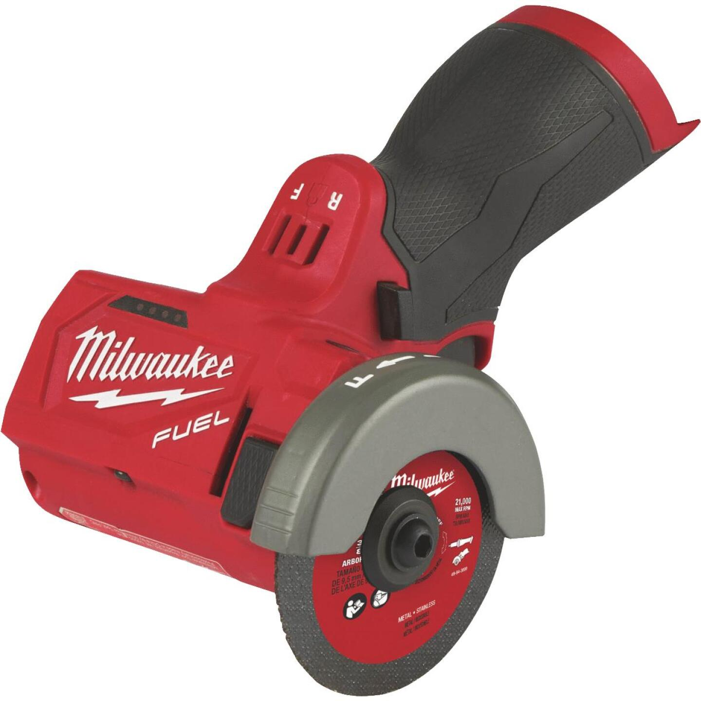 Milwaukee M12 FUEL 12-Volt Lithium-Ion Brushless 3 In. Compact Cordless Cut-Off Tool (Bare Tool) Image 1