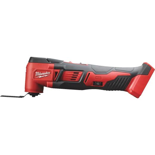 Milwaukee M18 18-Volt Lithium-Ion Cordless Oscillating Tool (Bare Tool)