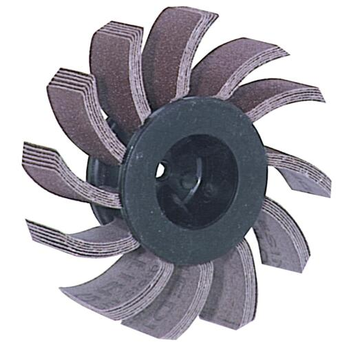 Do it 5 In. x 1/4 In. 100 Grit Flap Sanding Wheel