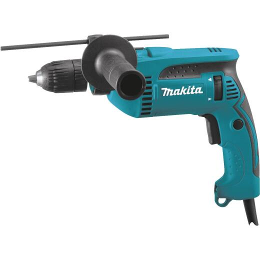 Makita 5/8 In. Keyless 6.0-Amp Electric Hammer Drill