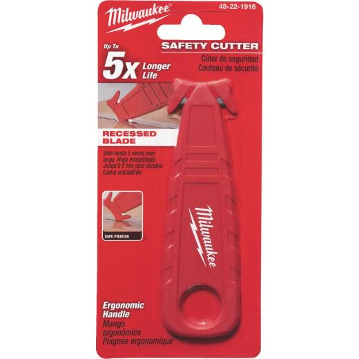 Milwaukee Retractable Safety Box Cutter