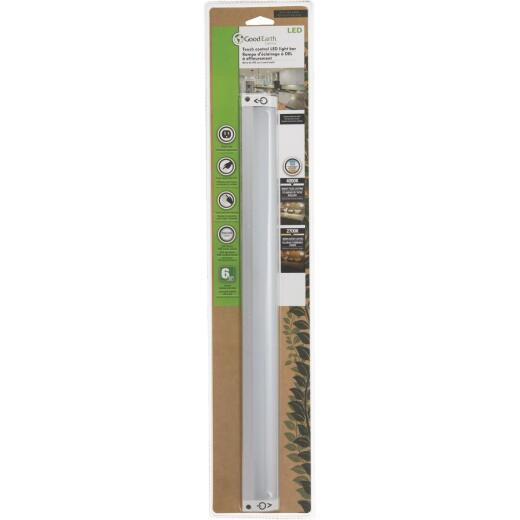 Good Earth Lighting 18 In. Plug-In White LED Under Cabinet & Back Splash Light