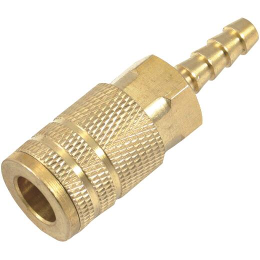 Forney Industrial/Milton Hose Barb 1/4 In. NPT Coupler