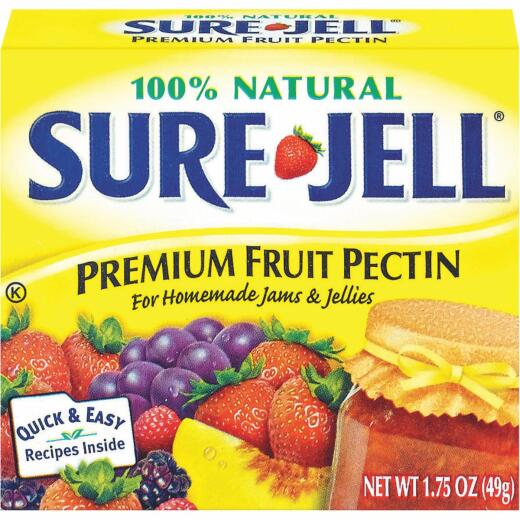 Sure-Jell 1.75 Oz. 100% Natural Fruit Pectin