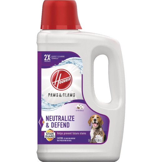 Hoover 64 Oz. Paws & Claws Carpet Cleaner