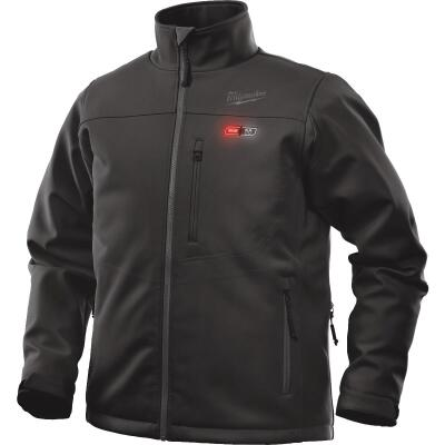 Milwaukee M12 Large Black Cordless Heated Jacket Kit