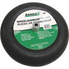 Arnold 16 x 480/400-8 In. Pneumatic Wheelbarrow Wheel with 6 In. Hub Image 1