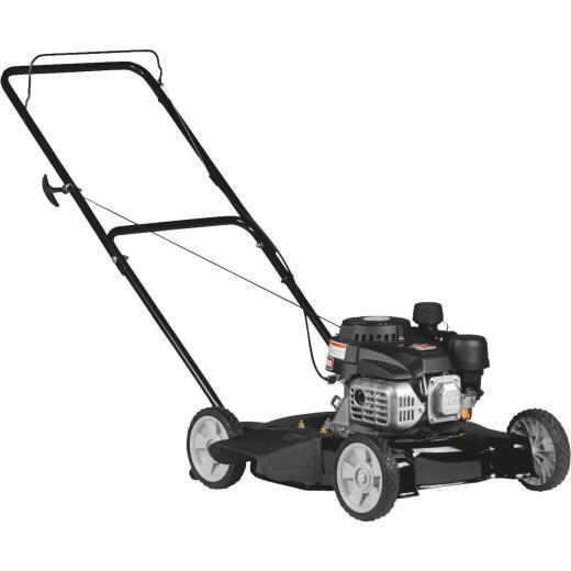 Yard Machines 20 In. 132cc OHV Powermore Push Gas Lawn Mower