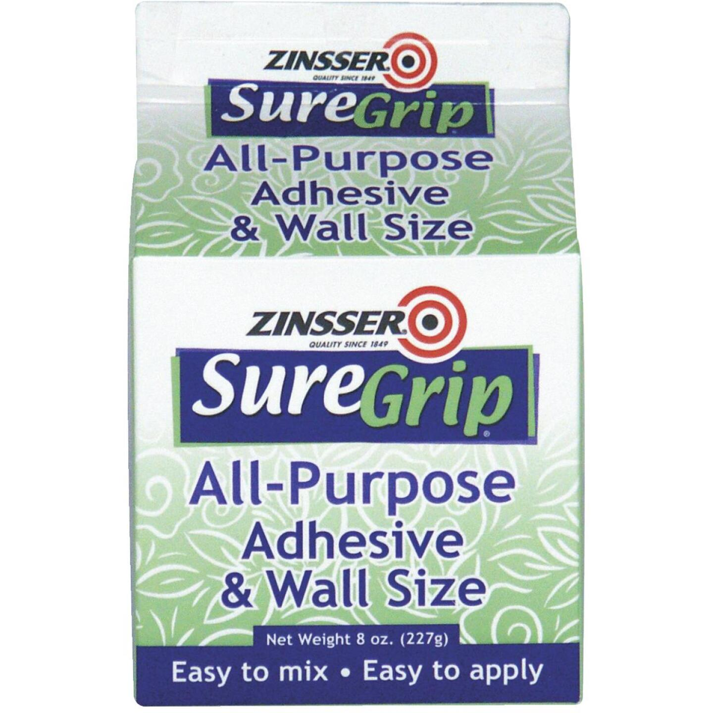 SureGrip 8 Oz. All-Purpose Adhesive And Wall Size Image 1