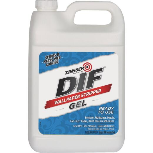 Zinsser DIF 1 Gal. Gel Wallpaper Stripper