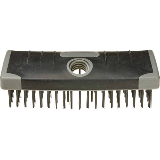 Best Look Stiff Wire Block Brush
