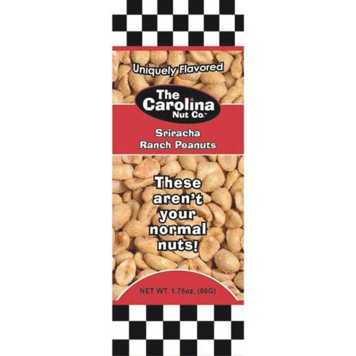 The Carolina Nut Company 1.75 Oz. Sriracha Ranch Peanuts
